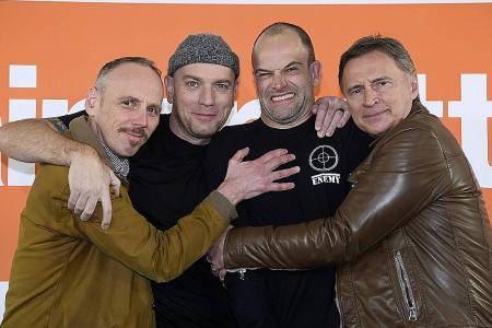 Timing was 'right' for Trainspotting sequel