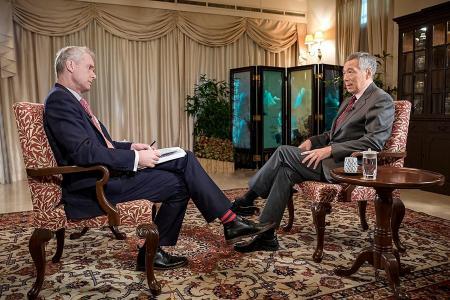 US-China ties vital to Singapore