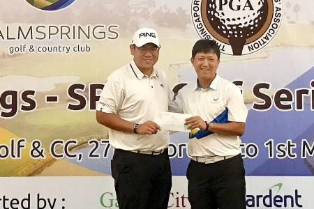 Choo wins first professional title to end drought