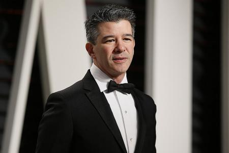 Uber chief sorry for arguing with Uber driver over fares