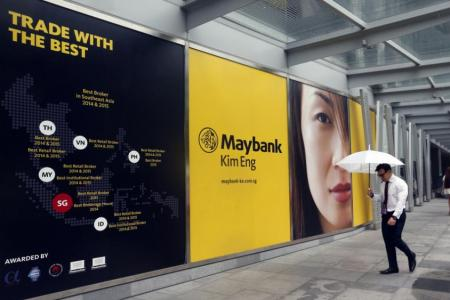 Accounts of Maybank KE customers frozen on suspicions of insider trading