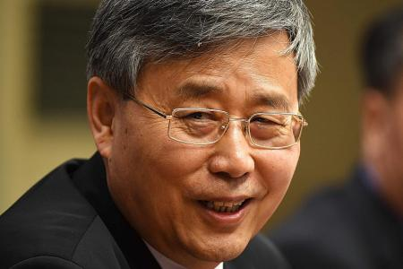 China's new bank regulator vows to curb risks