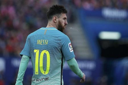 Could Messi leave Barca for Pep reunion?