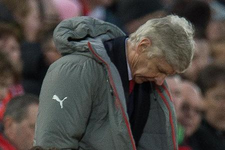 Richard Buxton: Surely, time's up for Arsene Wenger