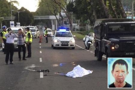 Man's head severed in gruesome road accident