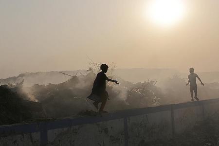 Pollution kills 1.7m children each year