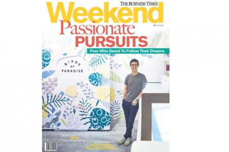 Life, love and art in BT Weekend