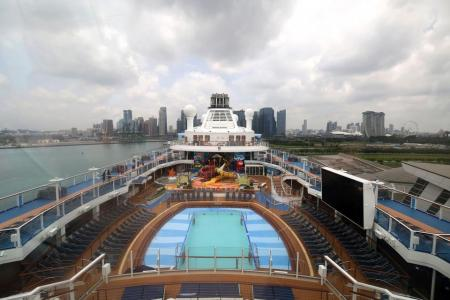 Huge potential in booming fly-cruise industry