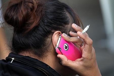 Depression spike in teen smokers Unhealthy diet for night owls