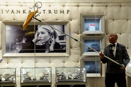 Ivanka the exception to 'buy American' rule