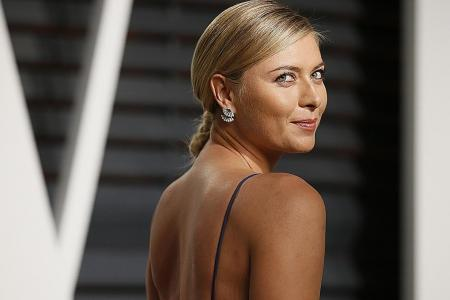 Sharapova should 'start from bottom'