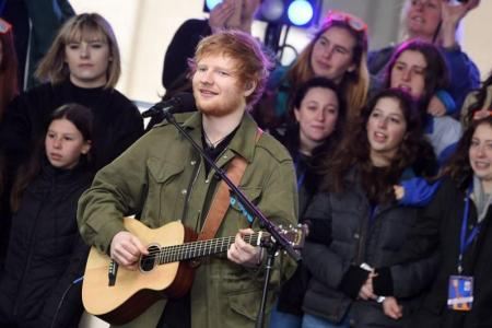 Ed Sheeran to guest star on Game of Thrones