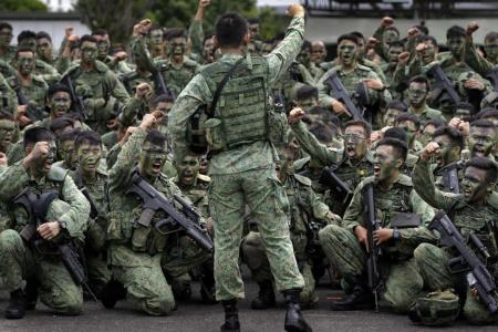 If we don't defend Singapore, who will?