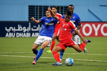 sports singapore football blood