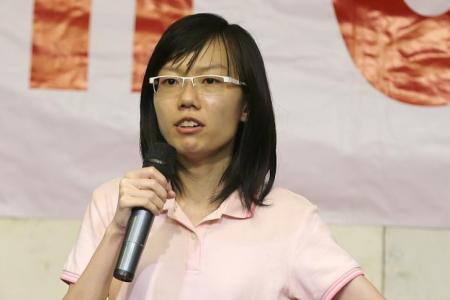 AGC asks Han Hui Hui to remove blog posts