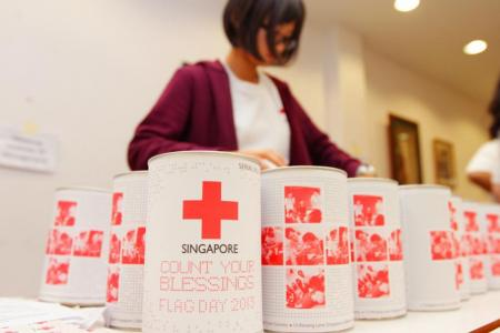 More Singaporeans helping others, while those giving are digging deeper