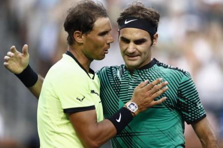 Federer makes easy work of beating Nadal