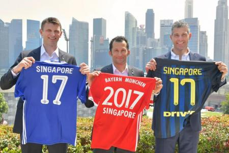 Singapore to host ICC for four years