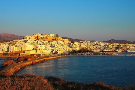 A secret Greek getaway to picturesque Naxos