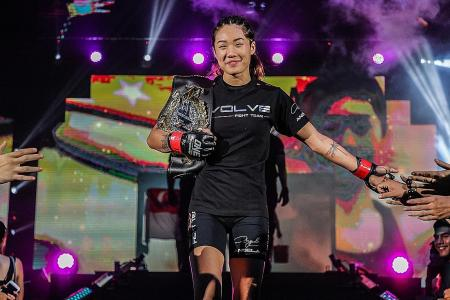Angela Lee ready for 'toughest opponent yet'