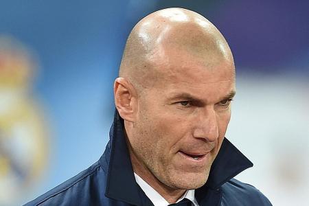 It's pupil vs master as Zidane, Ancelotti reunite