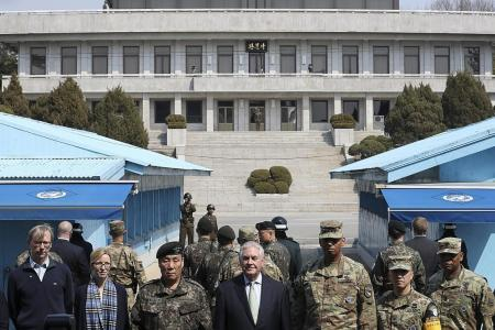 US ready to act if North Korea threats rise