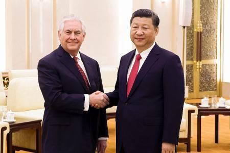 Xi expects 'constructive development'