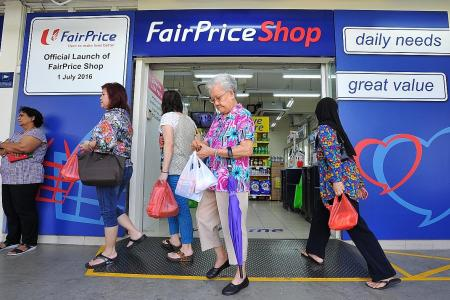 FairPrice to open 6 more no-frills stores