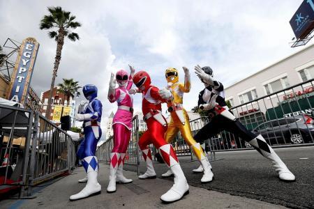 Power Rangers creator morphs into Trump critic