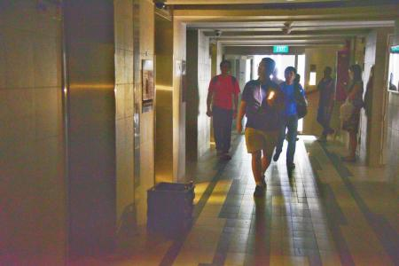 Pinnacle@Duxton residents stranded after lifts failed