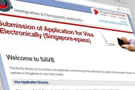 ICA, police warn of phishing websites