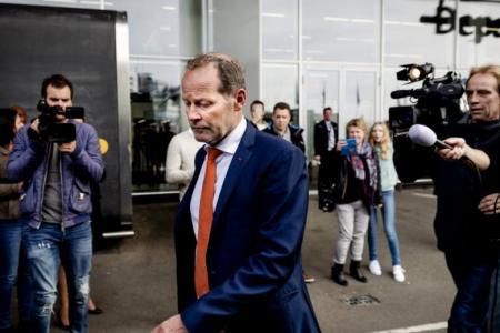 Holland sack Blind