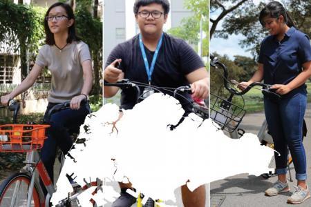 Bike share singapore