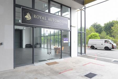 A former sales representative of Royal Automotive was charged in court last November with misappropriating funds, parallel imports