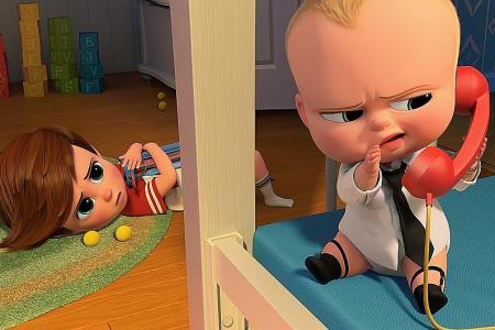 The Boss Baby's Trump link