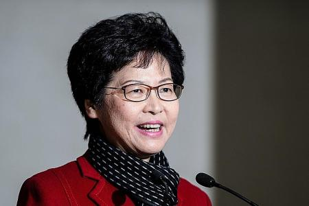 Lam vows to tackle HK's housing costs