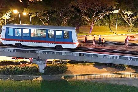 Train disruptions delay passengers