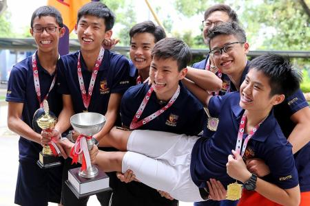 ACS(I) win first 