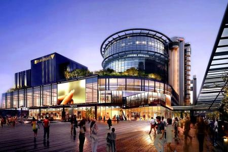 CapitaLand to manage mall at SingPost Centre