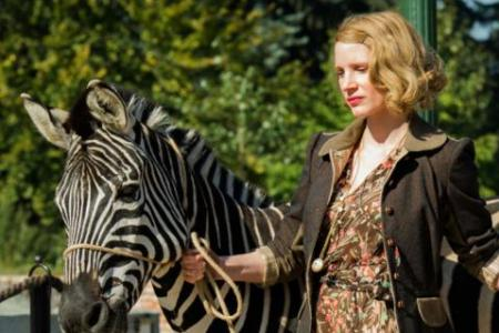 The Zookeeper's Wife Is Fine, I Guess