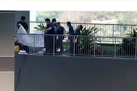 Man decapitated from 15th-storey hotel fall