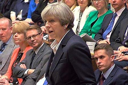 Britain downplaying EU security row