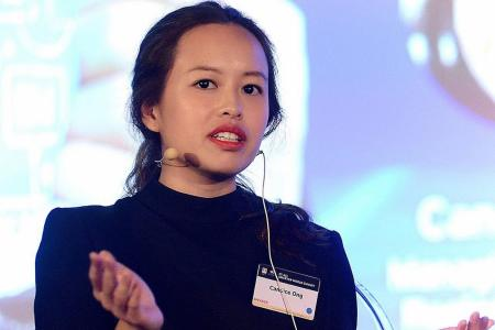 She ditched investment banking for e-commerce