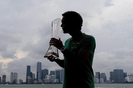 'Wimbledon is my biggest goal'
