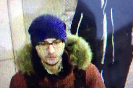 Suspect in St Petersburg train blast may have radical links