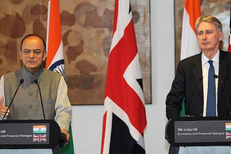 UK, India to have 'deep discussion' on economic ties
