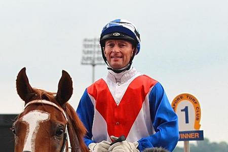 Beau Var has improved enough to win Race 3