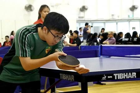 RI drubs Maris Stella to reach C Division table tennis finals