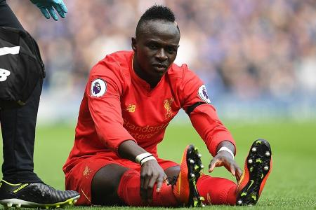 Mane could be out for rest of the season