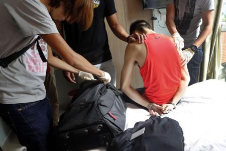 No let up in drug battle, says Shanmugam